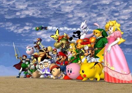 Casi 20 años después, un jugador consigue disparar a los 190 nombres de los créditos de Super Smash Bros. Melee