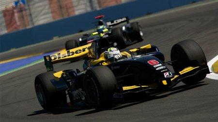 GP2 Valencia 2010: Marcus Ericsson se lleva la carrera de sprint