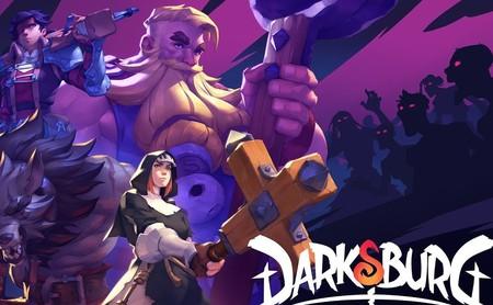 Hemos jugado a Darksburg: una mezcla entre Diablo y Left 4 Dead que juega con el medievo fantástico con el que soñábamos de críos