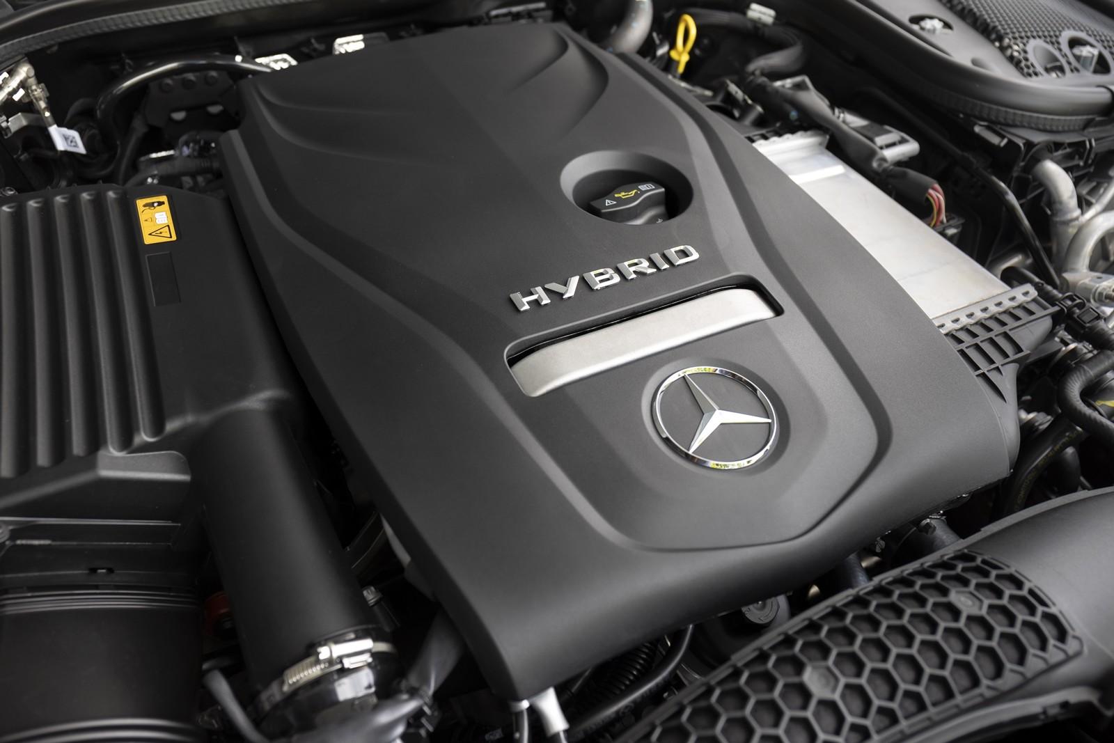 Foto de Mercedes-Benz Clase E 2020, prueba contacto (75/135)