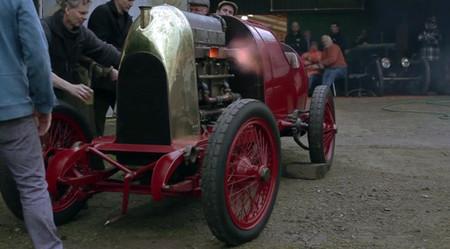 Arrancando un motor Fiat más de 100 años después