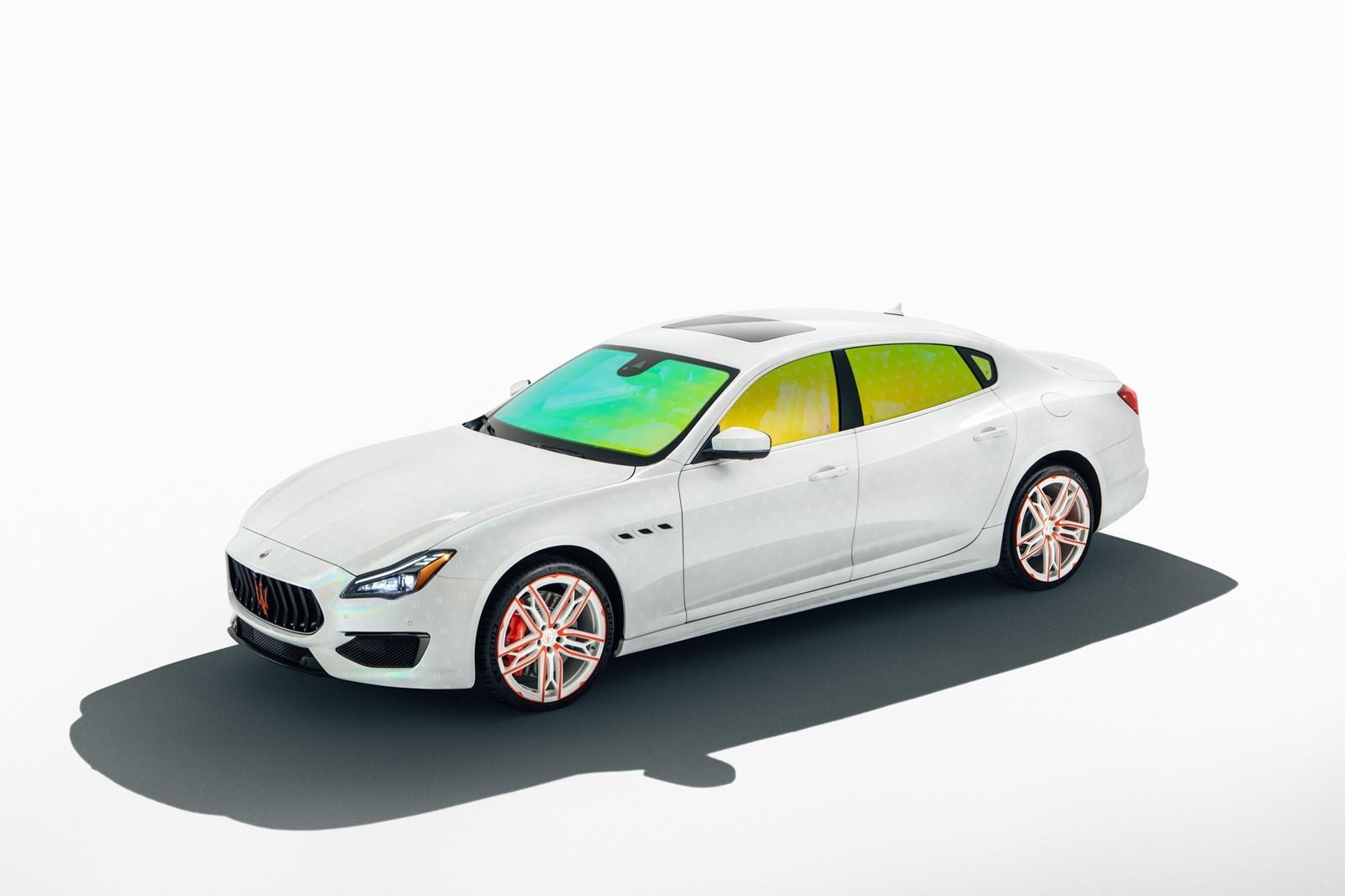 Foto de Maserati Fuoriserie (36/52)
