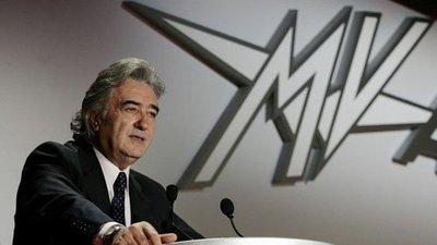 Fallece Claudio Castiglioni a los 63 años