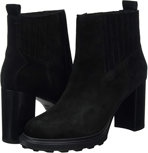 Geox D Salice High B, Ankle Boot Mujer