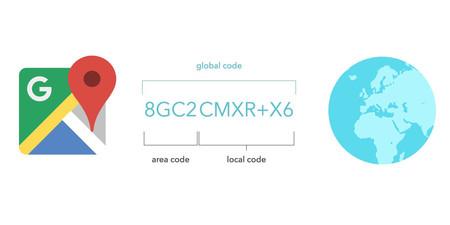 Así funcionan los 'códigos plus' de Google, una alternativa global y de código abierto a las direcciones de calles