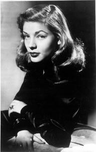 Lauren Bacall, la última belleza del cine dorado