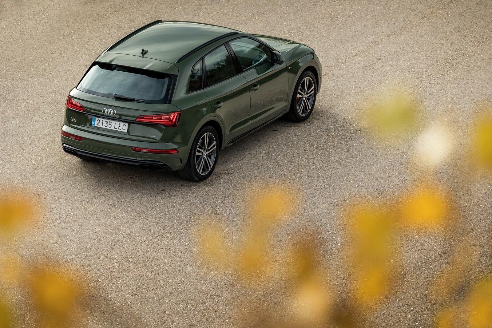 Foto de Audi Q5 2020, prueba (29/52)