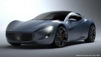 Maserati Chicane, prototipo del IED para el Salón de Ginebra