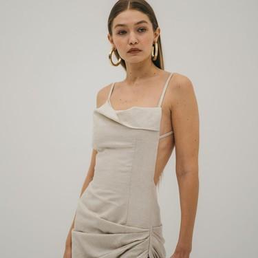 Clonados y pillados: si sigues soñando en el famoso vestido de Jacquemus, tienes otra oportunidad (por menos) gracias a Zara