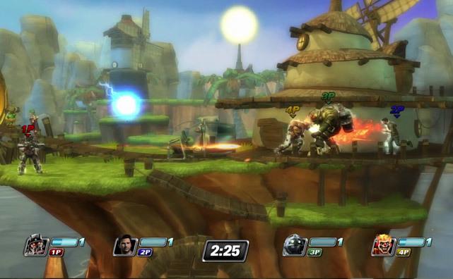 Foto de 200712 - Playstation All-Stars Battle Royale (12/13)