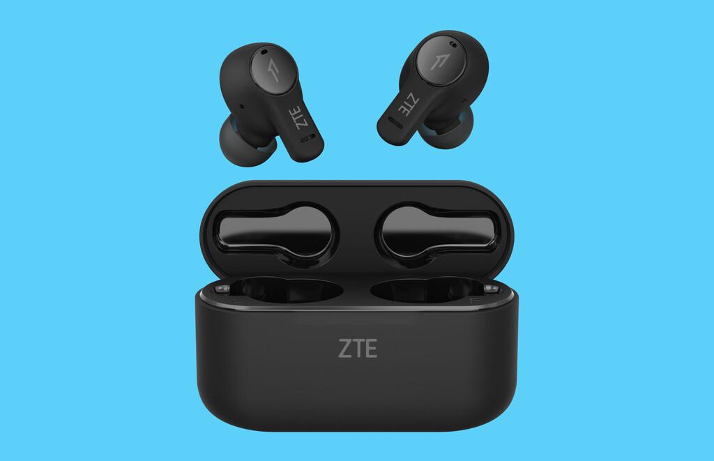 ZTE LiveBuds: cancelación de ruido ambiental y 20 horas de autonomía por debajo de los 40 euros