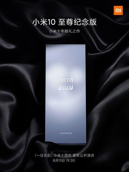 Xiaomi Mi 10 Pro Launch Date