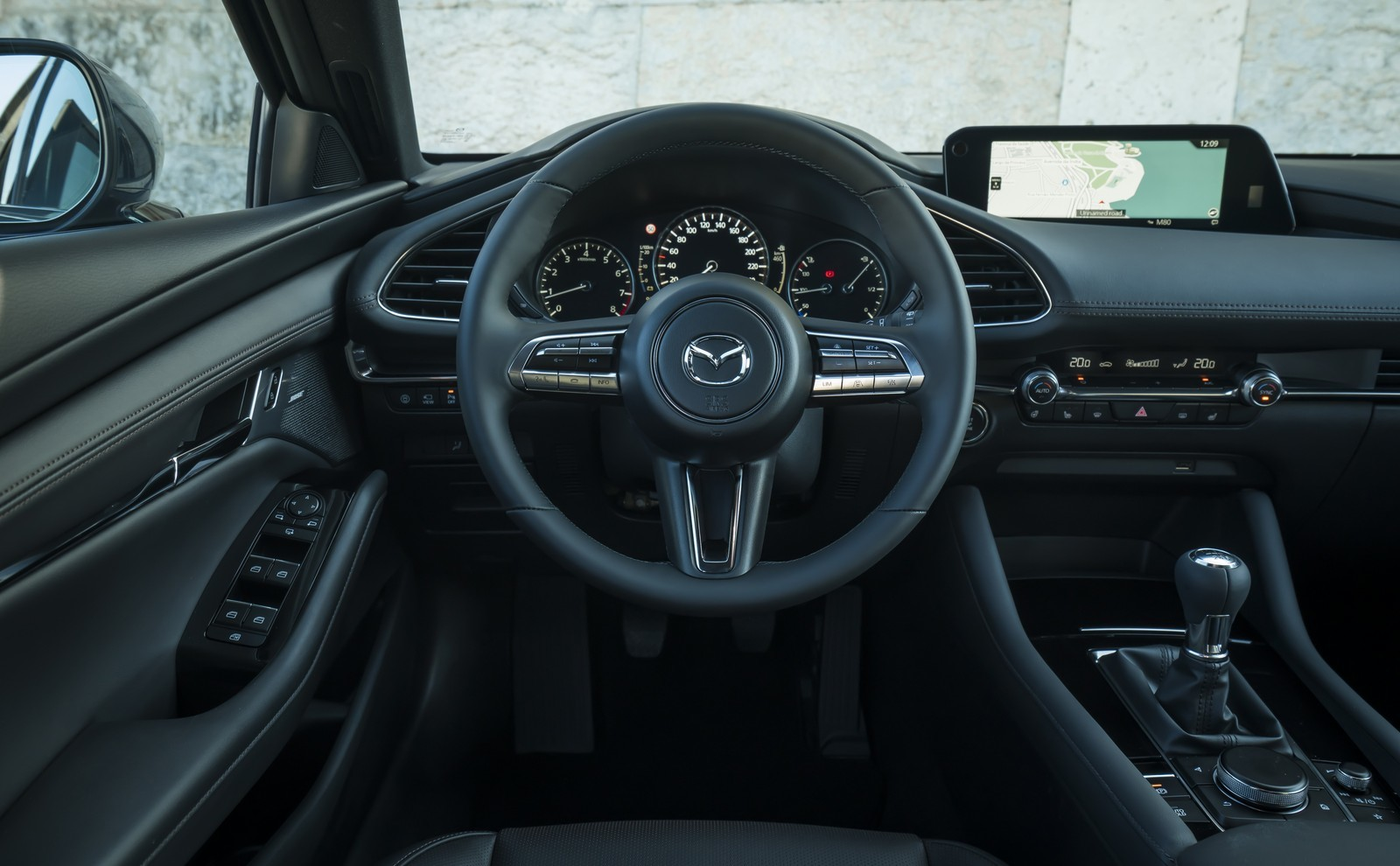 Foto de Mazda3 2019 (40/128)