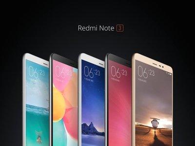 La versión internacional del Redmi Note 3 de Xiaomi recibe ya la actualización a Marshmallow