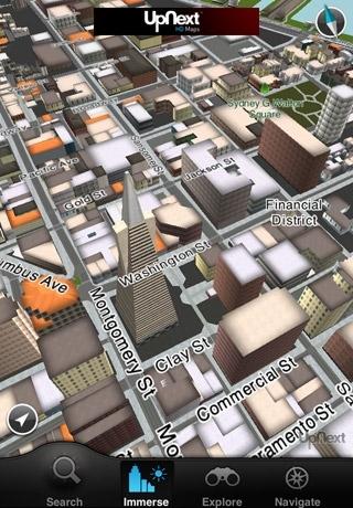 Todos quieren sus propios mapas: Amazon compra UpNext