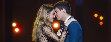 Eurovisión 2018: Amaia y Alfred se la pegan en una divertida noche donde volvió a triunfar el esperpento