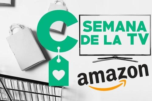 Semana de la televisión en Amazon: 11 ofertas del día y sin límite de tiempo para ahorrar renovando smart TV