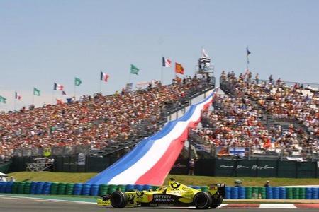 El Gran Premio de Francia volverá en 2013