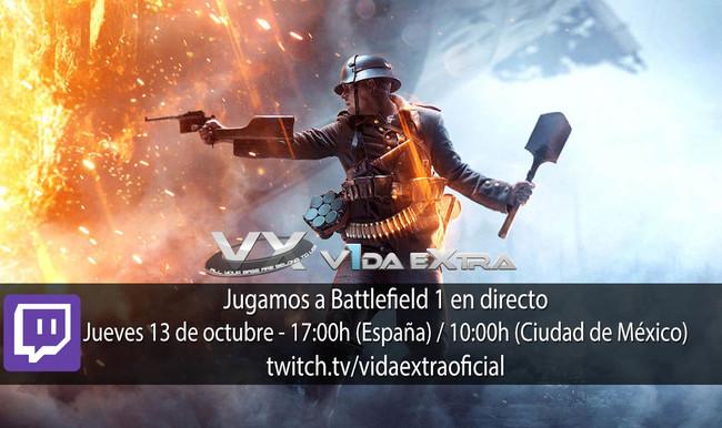 Battlefield 1 Plantillatwitchvx 821137