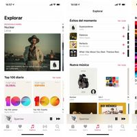 Apple Music simplifica su interfaz para agilizar la navegación entre sus playlists