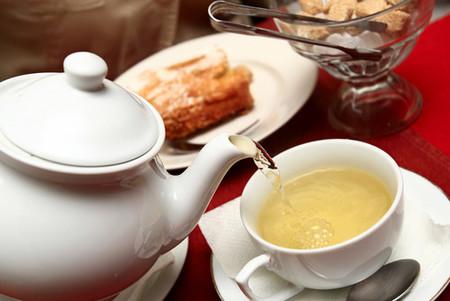 Cómo tomar el té a la inglesa