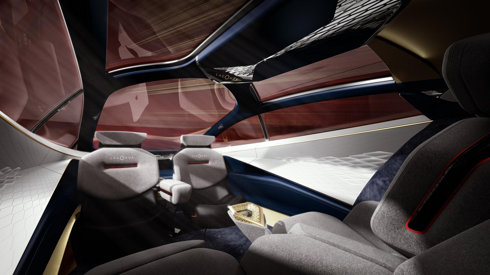 Foto de Lagonda Vision Concept (18/23)