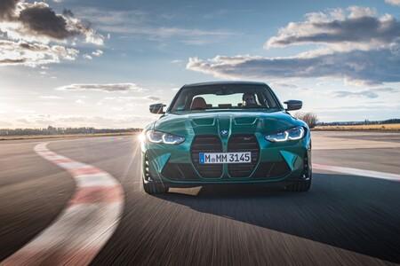 BMW M3 Competition Prueba Contacto 41