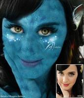 Katy Perry será Pitufina