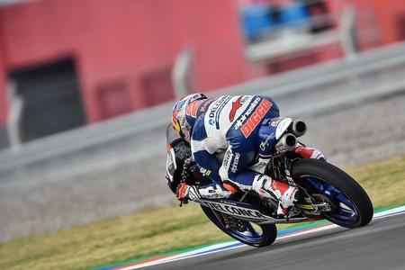 Fabio Diggiannantonio Moto3 Gp Argentina 2018