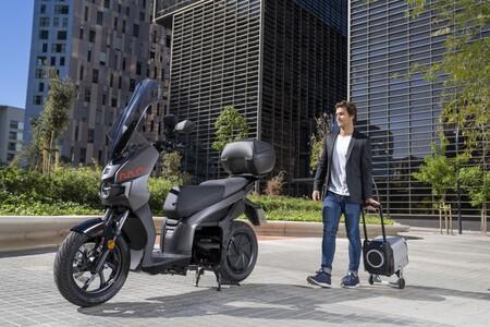 Seat Mo Escooter 125 Bateria