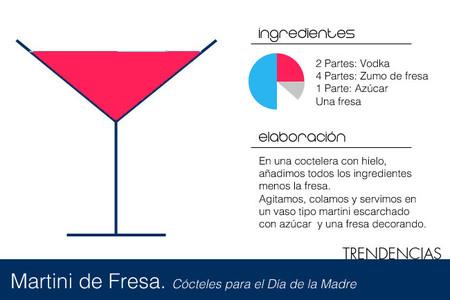 Martini de fresa - 2