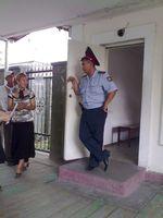 Embajada a Samarcanda. La necesidad de los visados