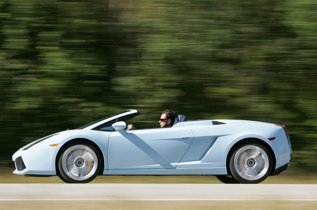 Foto de Lamborghini Gallardo Spyder (6/8)