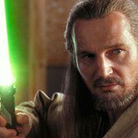 Liam Neeson defiende 'Star Wars: La amenaza fantasma' y aún cree que el intérprete de Jar-Jar Binks iba a ser el nuevo Eddie Murphy
