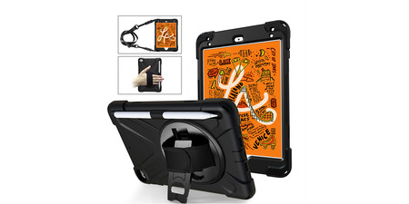 Funda Soporte Giratorio Ipad Mini