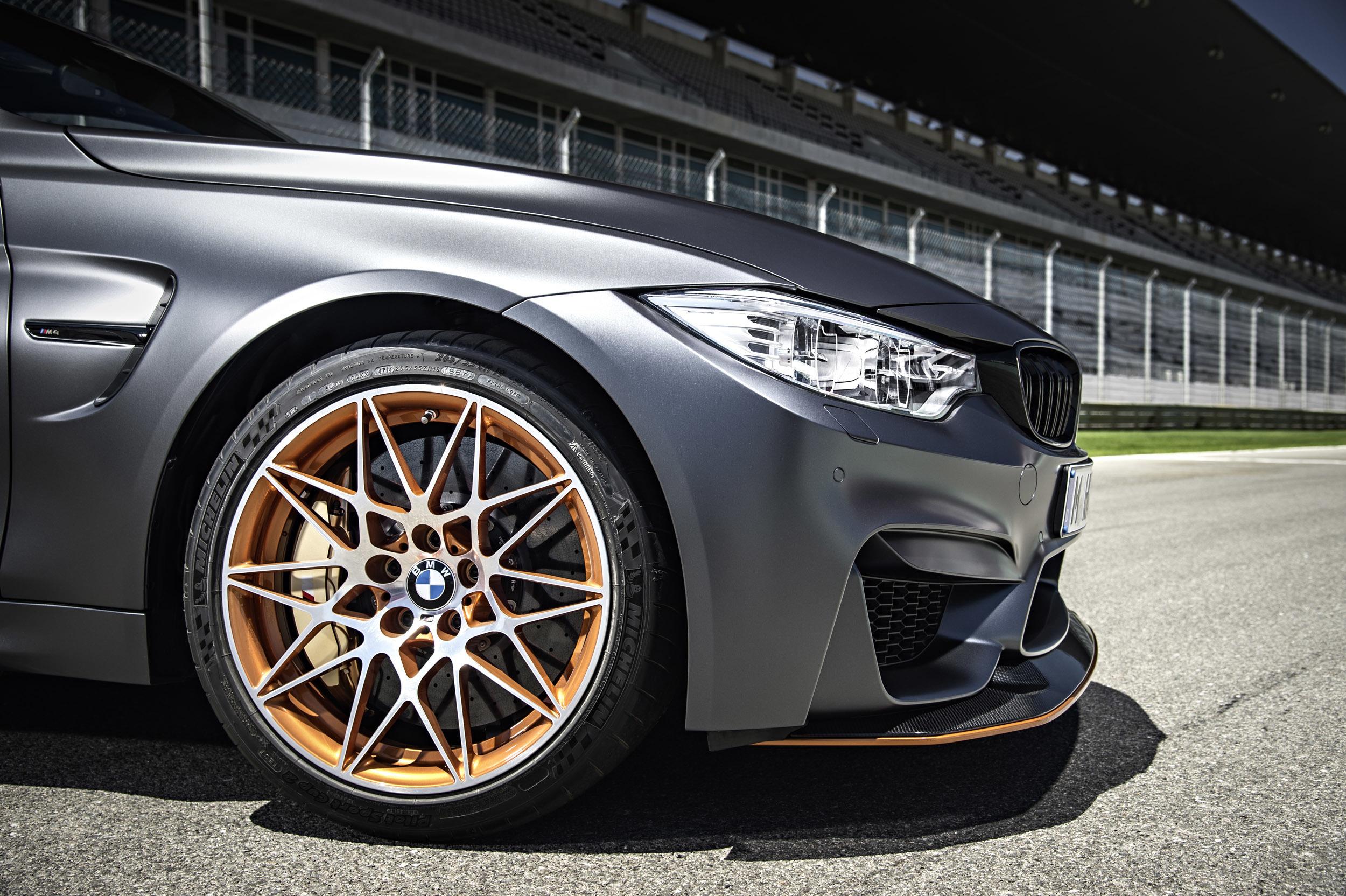 Foto de BMW M4 GTS (16/54)