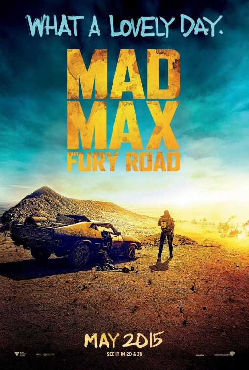Foto de 'Mad Max: Furia en la carretera', carteles (1/13)