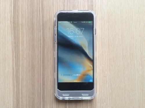 Carcasa con batería de dodocool: duplica la autonomía de tu iPhone 6