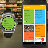 Google Keep ya disponible en tu reloj Android Wear