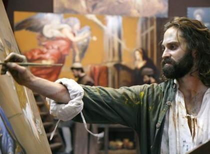 Se rueda la vida de El Greco, con Juan Diego Botto
