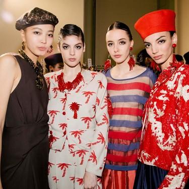 Armani presenta su colección Resort 2020 en Tokio pese a sus declaraciones en contra de desplazar los desfiles a lugares lejanos