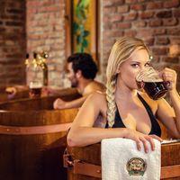 Balnearios curiosos: un spa de cerveza en Praga