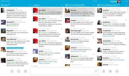 MetroTwit, un atractivo cliente Twitter para Windows que usa la interfaz Metro