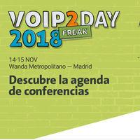 VoIP2Day, el encuentro de Telefonía y Comunicaciones IP, celebra una nueva edición los días 14 y 15 de noviembre
