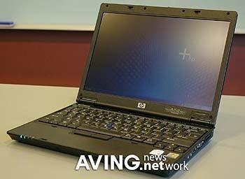 HP NC-2400, nuevo portátil de HP
