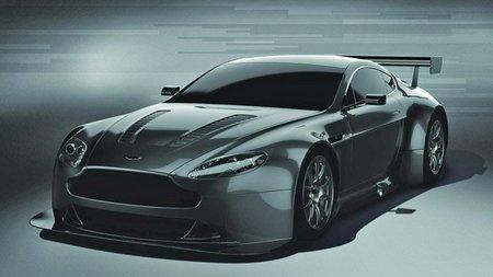 Aston Martin Vantage V12 GT3. El último en llegar