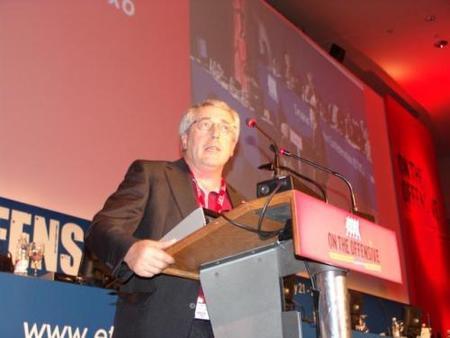 Un líder sindical con responsabilidad y criterio