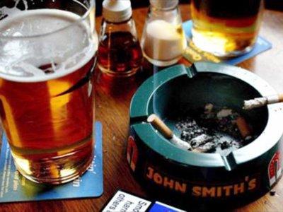 Alcohol y tabaco, ¿cómo ha variado el consumo con el tiempo?
