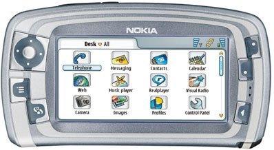 Nokia 7710 como GPS para el coche