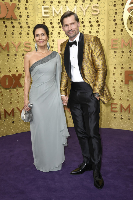 Nikolaj Coster Waldau Emmy Awards Red Carpet Alfombra Roja Trendencias Hombre 1